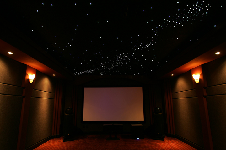 Home Theater Ceiling Design Home and Landscaping Design