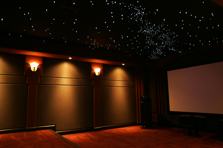 how to make sound panels for home theater