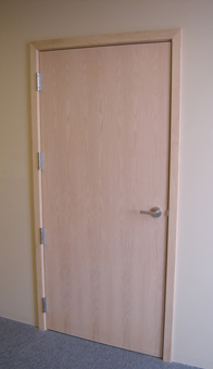 Door from Inkd Home Improvement